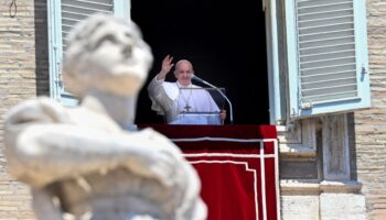 Papa Francisco no Angelus - VaticanNews