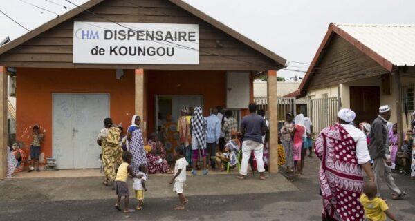 Dispensário-Médico-Koungou-Comores