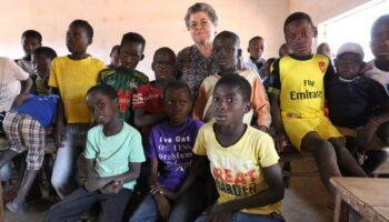 Ir.-Lourdes-Guiné-Bissau