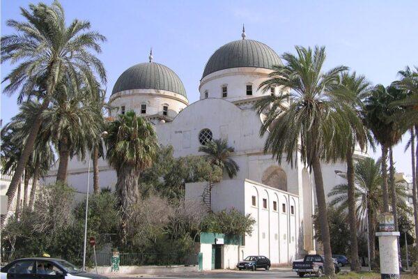Antigua-Catedral-Católica-Líbia