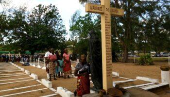 Cemitério dos Mártires de Guiúa - Foto VaticanNews
