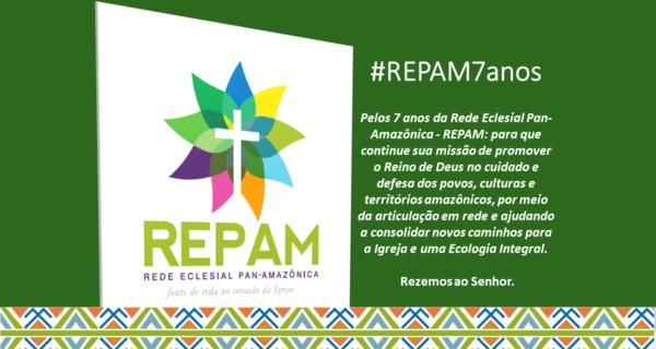 REPAM7anos-oração